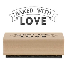 Stempel Baked with Love