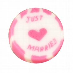 """Bonbons """"Just married"""" Pink"""