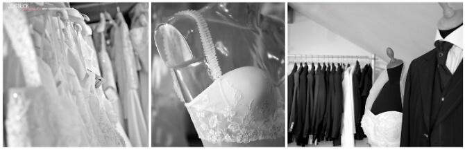 Braut und Bräutigammode
