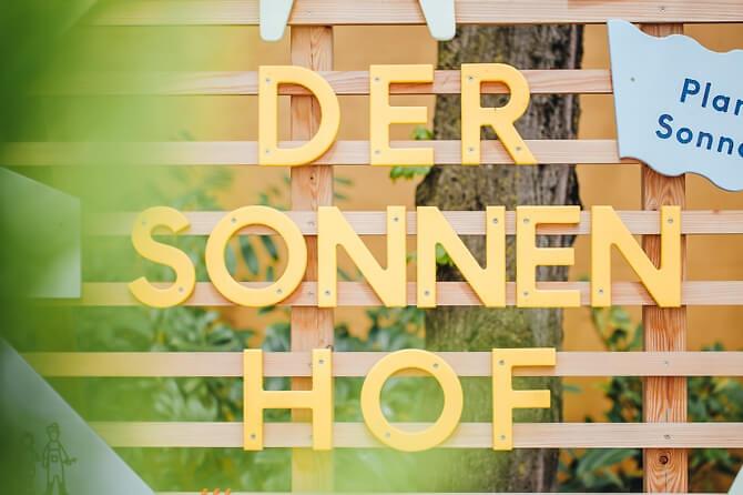 sonnenhof schild