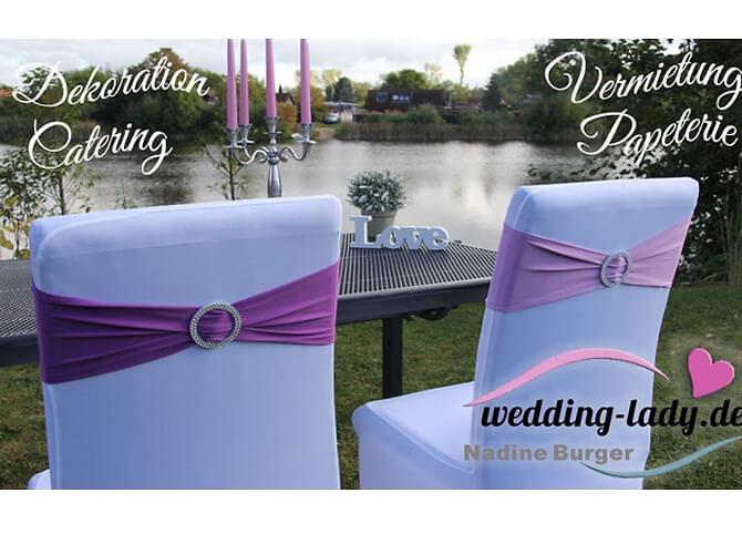 Hochzeitsplanung Nadine Burger