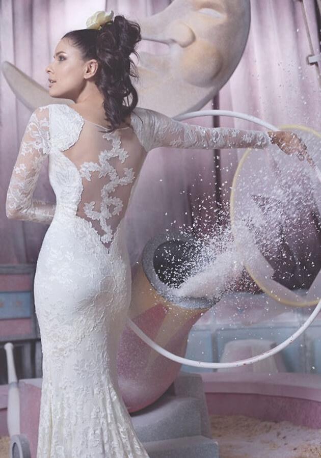 Hochzeitskleider Olvis