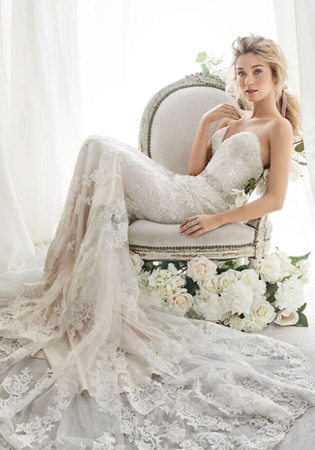 Hochzeitskleider Kenneth Winston