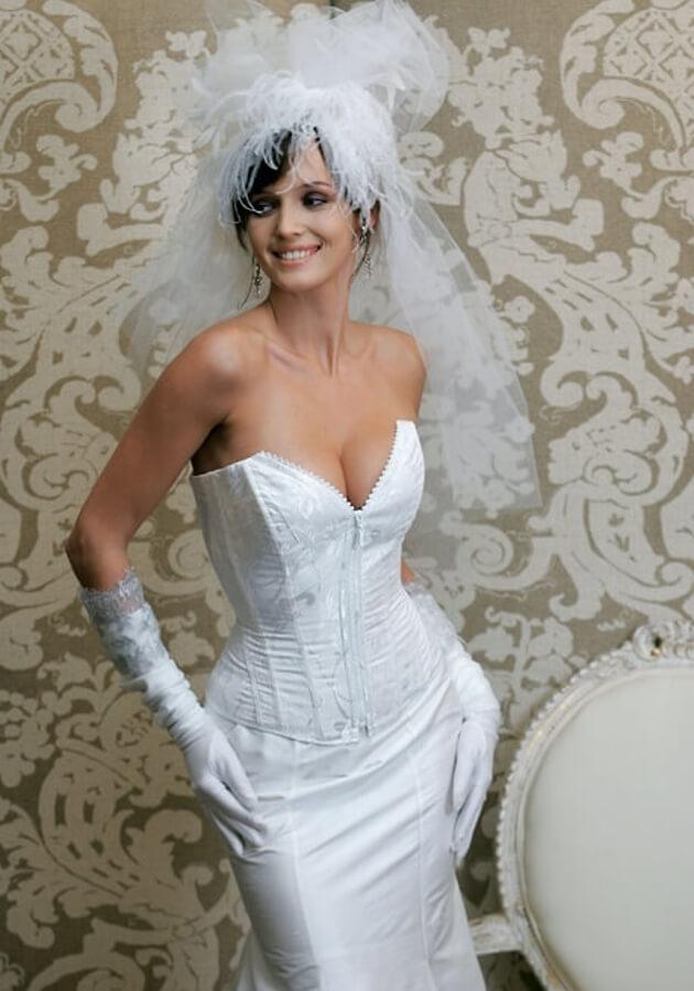Hochzeitskleideer Revanche de la femme