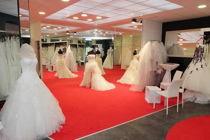 Exklusive Brautkleider in München