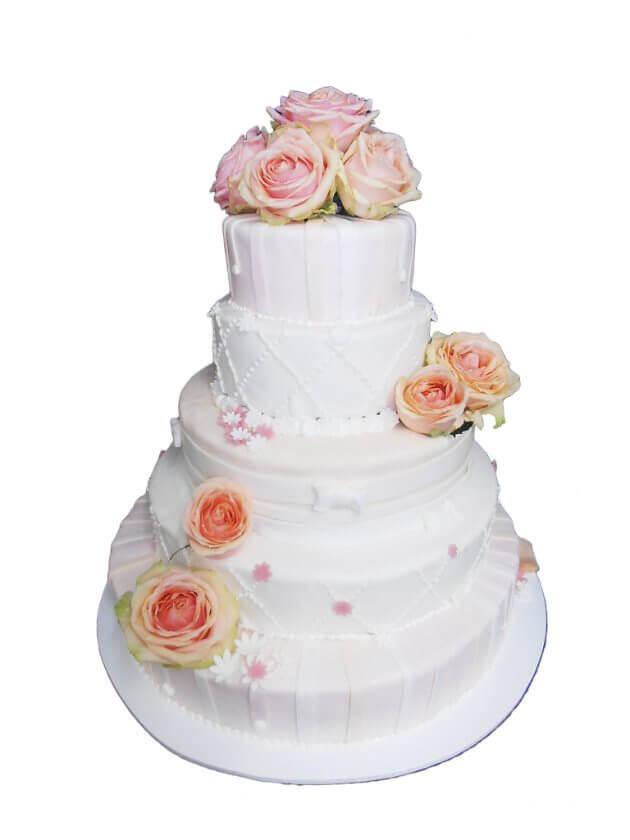Traumhafte Hochzeitstorten