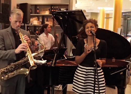 Solid Jazz Musiker