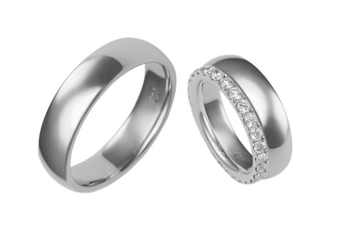 Eheringe Platin Brilliant Juwelier Schumacher 670*447