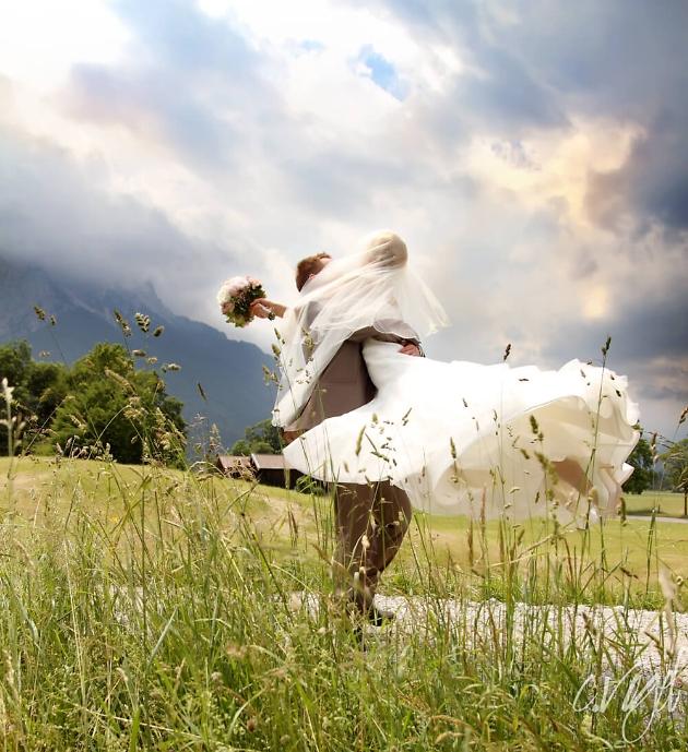 Hochzeitsfotograf in Garmisch