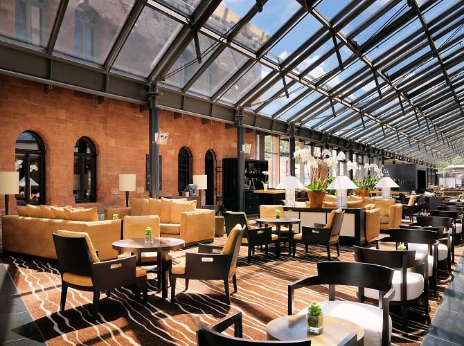 Hyatt Regency Mainz Lounge