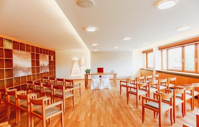 Trausaal Hochzeitslocation Ostseehotel Dierhagen