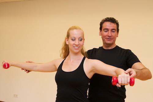 Fitness Athletic Body