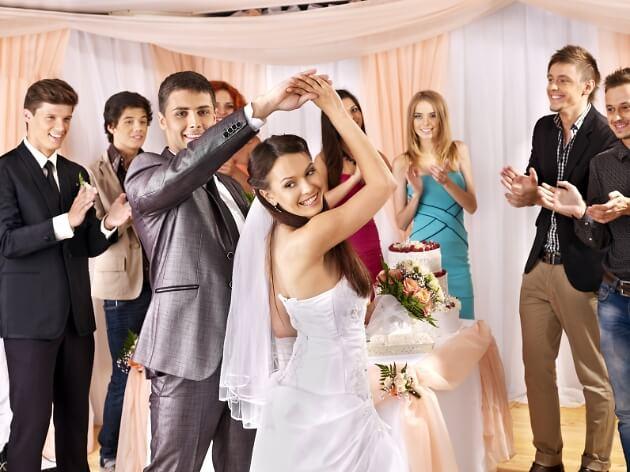 Lernen Sie den Hochzeitstanz mit dem Studio Ritmo