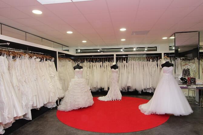 Große Auswahl an Brautkleider
