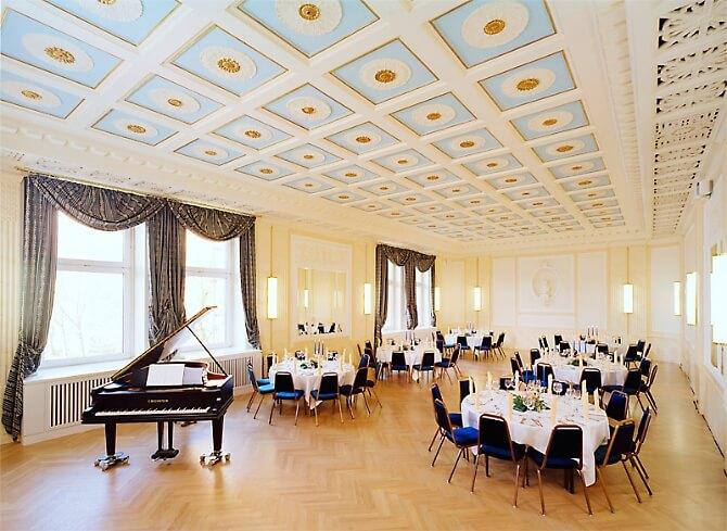 Hochzeitslocation Logenhaus