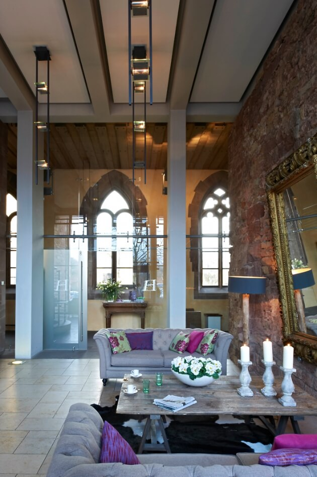 Kloster Hornbach Foyer
