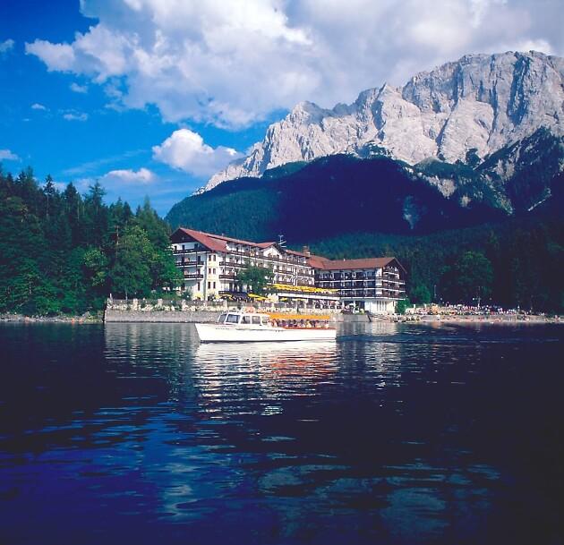 Hotel am Eibsee