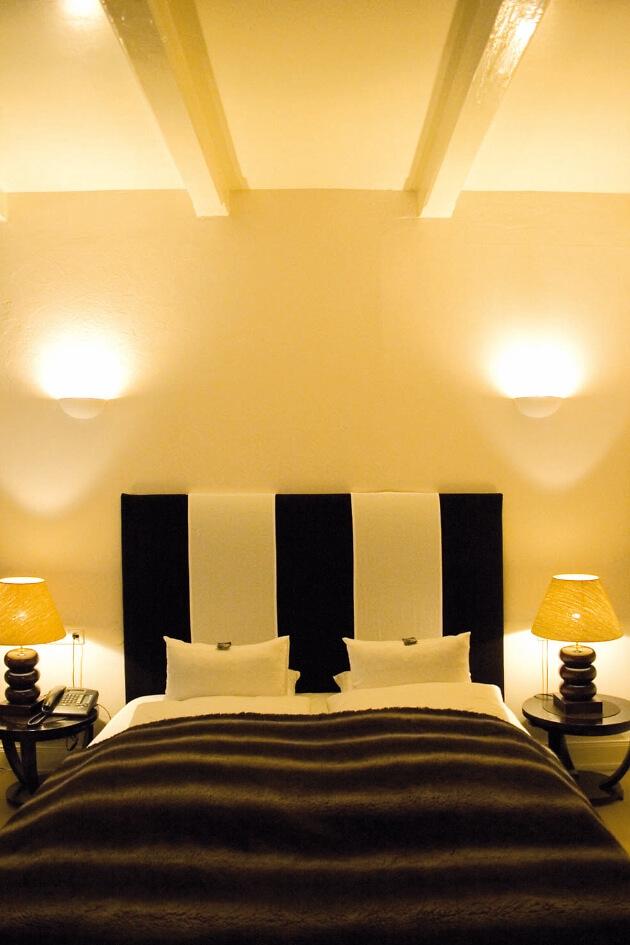 Hotelzimmer im Landhaus Flottbek