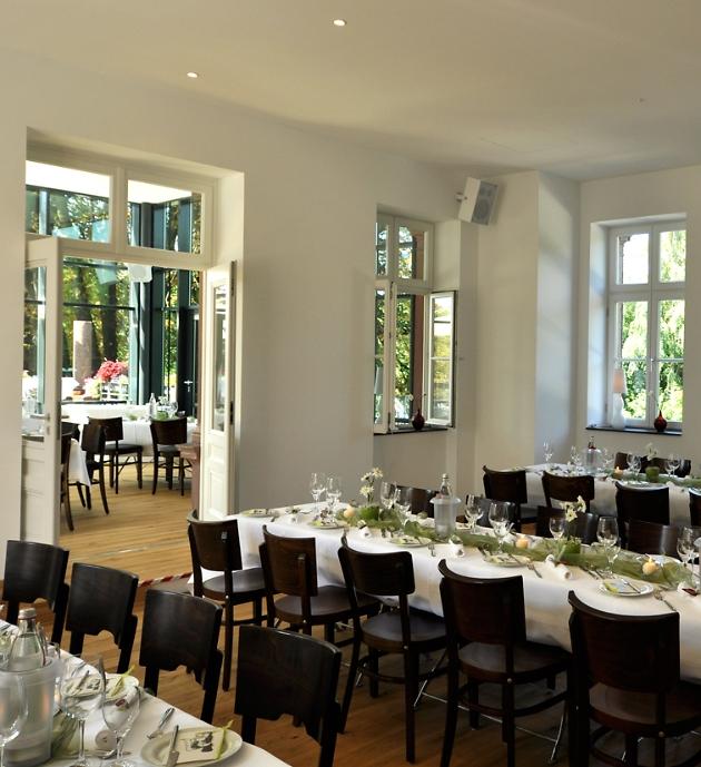 Lokalität zur Hochzeit in Brühl