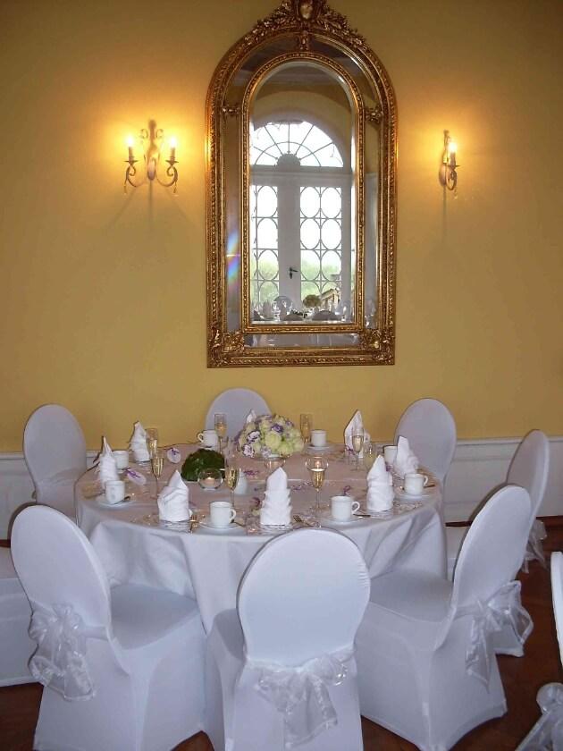 Restaurant im Schloss
