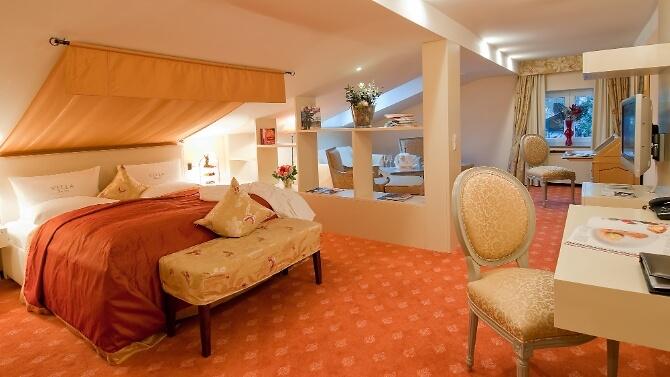 Zimmer im Hotel