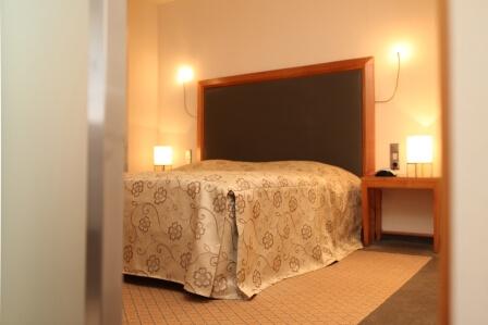 Hotelzimmer im Kasino