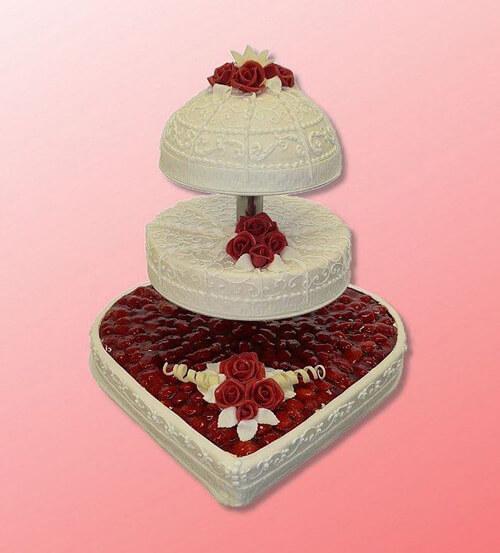 Trau Dich Hochzeitstorte
