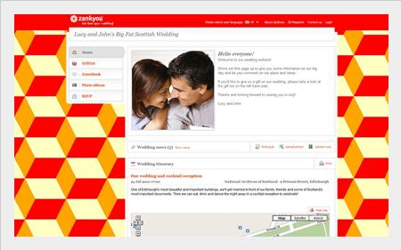 zankyou homepage