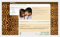 Zankyou  Homepage für Hochzeit