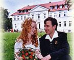 Standesamtliche Trauung im Hotel Schloss Schorssow