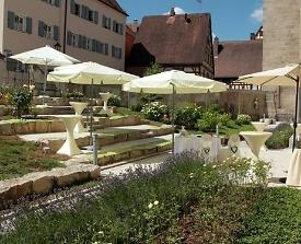 Standesamt Spalt Garten