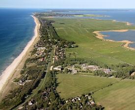 Ostseehotel Dierhagen - Luftaufnahme