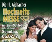 Teaser Aichacher Hochzeitsmesse
