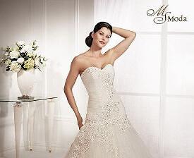 Brautmode MS Moda