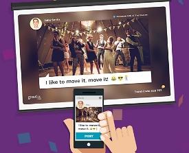 Bilder per Facebook Messenger oder Telegram live teilen.