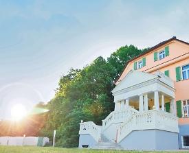 Villa Bella Vita - Die Event-Villa in Zwickau.