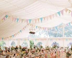 Busche Zeltanlagen Hochzeitszelt