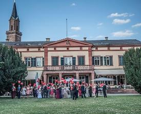 Hochzeit feiern im Schlosspark Restaurant