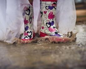 Ich lasse euch mit eurer Hochzeitsplanung nicht im Regen stehen