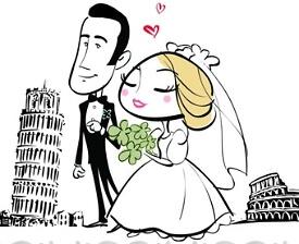 Hochzeitsplaner für Hochzeiten in Italien