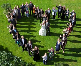Digitale Hochzeitsfotografien