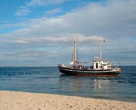 Maritime Traulocation - Gret Palucca