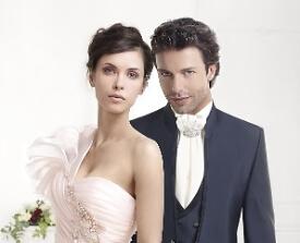 Brautmode für den Bräutigam