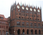 Standesamt und Rathaus Stralsund