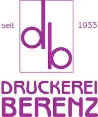 Druckerei Berenz - Logo