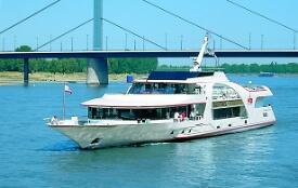 Hochzeitsplanung Strauss für Hochzeiten auf dem Schiff