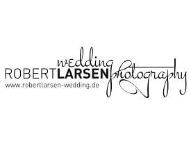 Logo Robert Larsen Hochzeitsfotograf