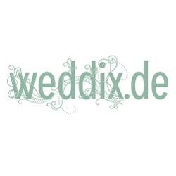 Logo weddix Karten für Ihre Hochzeit