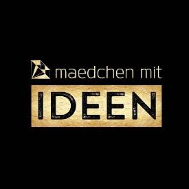 Logo maedchen mit IDEEN Passau