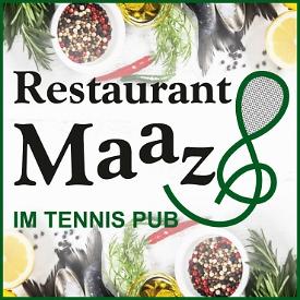 Restaurant Maaz im Tennis Pub
